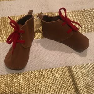 NWT Old Navy Baby Moccasins